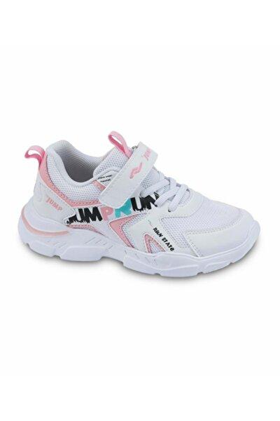 24747 Kız Çocuk Spor Ayakkabı - Beyaz - 33