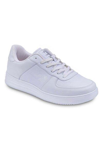 21516 Günlük Unisex Spor Ayakkabı Beyaz