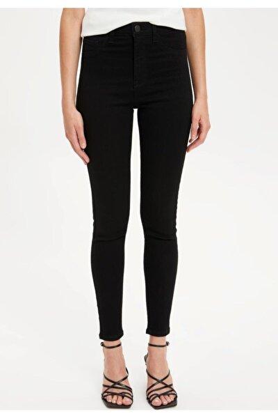 Anna Yüksek Bel Super Skinny Fit Jean Pantolon