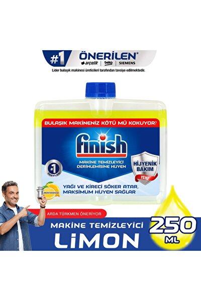Bulaşık Makinesi Temizleyici Sıvı 250 ml Limon