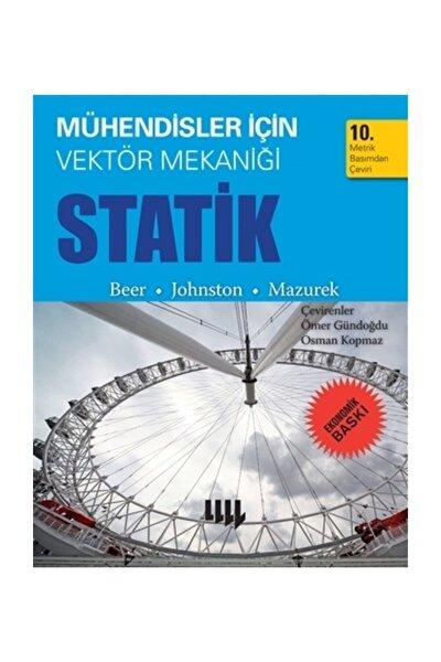 Mühendisler Için Vektör Mekaniği Statik (ekonomik Baskı)