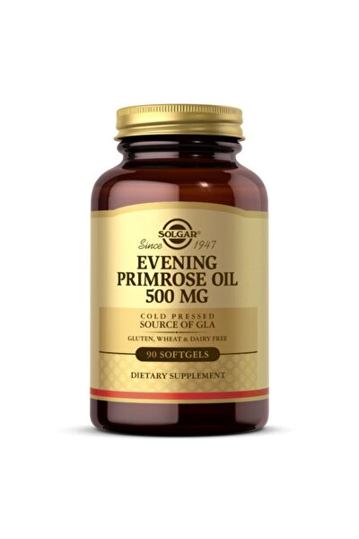 Evening Primrose Oil 500 Mg 90 Softjel