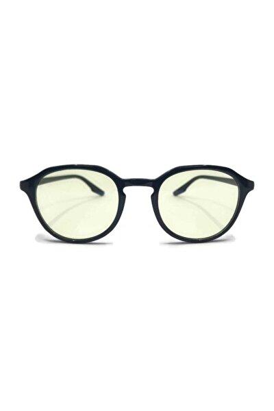 Siyah Mavi Işık Korumalı Bilgisayar ve Ekran Gözlüğü