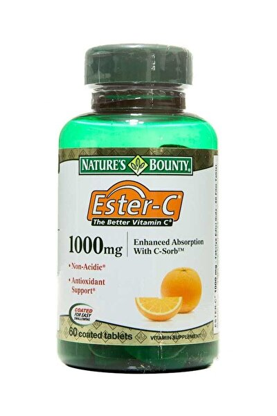 Ester C 1000 Mg 60 Tablet 074312169809