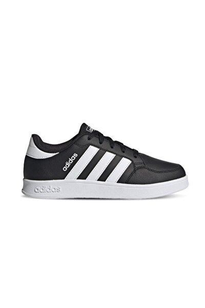 Unisex Çocuk Siyah Breaknet Sneaker Ayakkabı