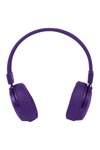 Ar-ashph00015a P604 Wireless Kablosuz Kulak Üstü Kulaklık ( Mor )
