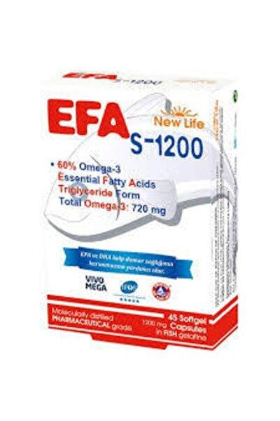 Efa S-1200 Mg 45 Kapsül