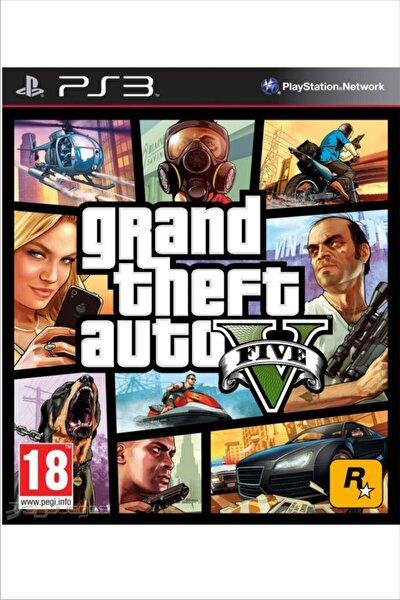 Gta V (grand Theft Auto 5) - Ps3 Oyunu