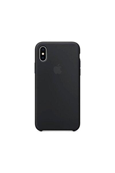 Iphone X Xs Lansman Içi Kadife Renkli Silikon Kılıf X Kılıf