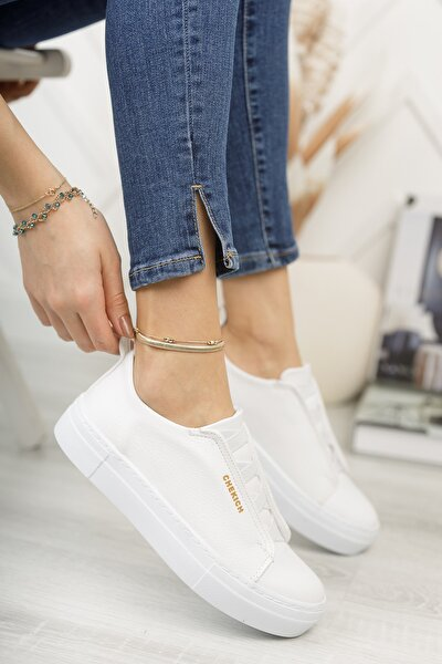 Ch013 Kadın Ayakkabı Beyaz