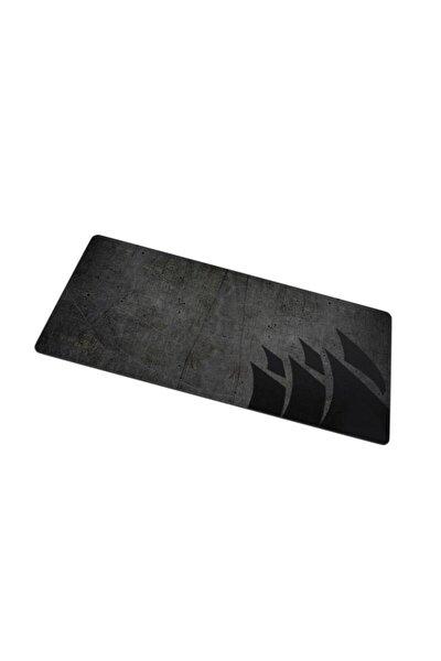 Desenli Dikişli Yıkanabilir Oyuncu Mousepad 2 90*40cm