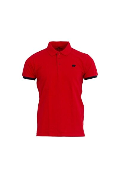 Rım Pıque Polo Red