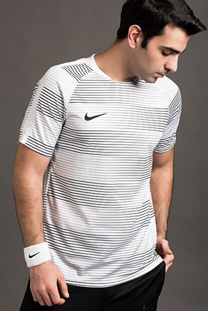 Erkek T-shirt - Flash Gpx Ss Top 1 Nike