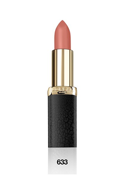 L'Oreal Paris Ruj - Color Riche Matte Addiction Lipstick 635 Sandy Velvet