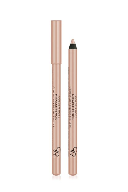 Golden Rose Göz ve Dudak için Aydınlatıcı Kalem - Miracle Pencil Contour Lips Brighten Eye-Look