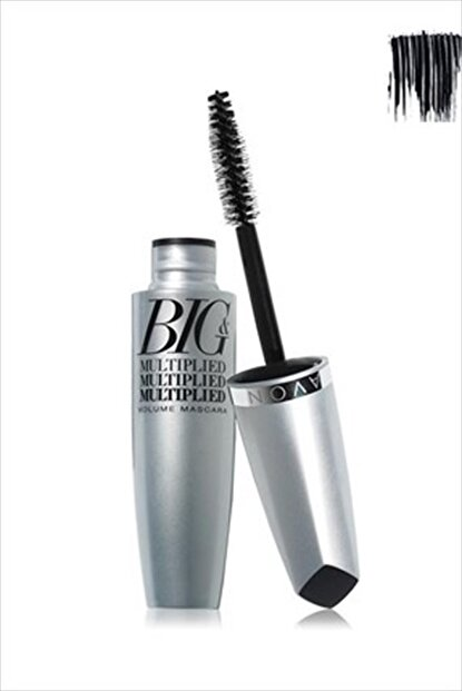 AVON Hacim Veren Siyah Maskara - Big Multiplied Volume Mascara Black
