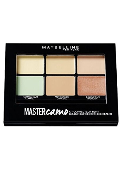 Maybelline Kapatıcı Paleti - Camouflage Kit Light