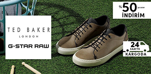 Ted Baker & G-Star Raw