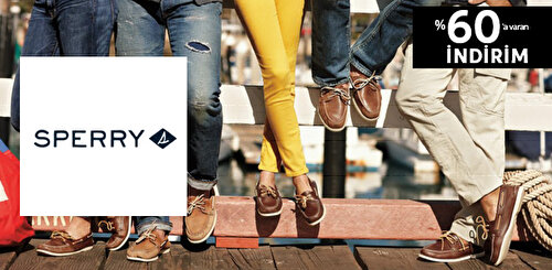 Sperry Top - Sider
