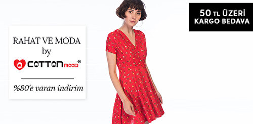 Rahat ve Moda by Cotton Mood - Kadın Tekstil