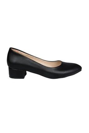 Punto Siyah Kadın Stiletto 372009