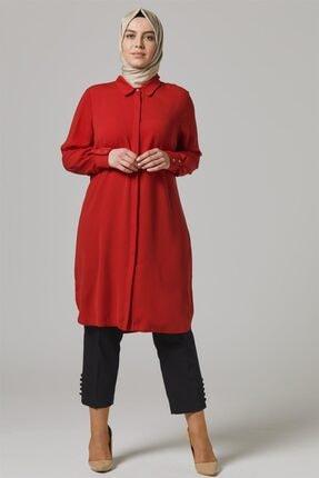 Doque Tunik-kırmızı Do-a9-61130-19