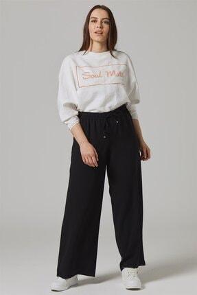 Doque Kadın Pantolon Siyah Do-a9-59010-12