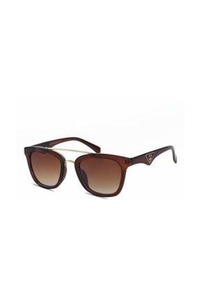 Rainwalker Kadın Dikdörtgen Güneş Gözlüğü RM1832MATKAHVE