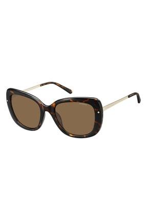 POLAROID Kadın Güneş Gözlüğü PLD 4044S NHOIG 53