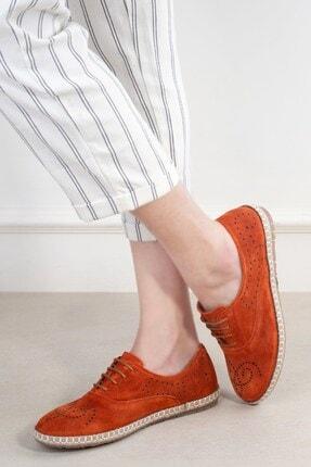 Venüs Kadın Turuncu Ayakkabı