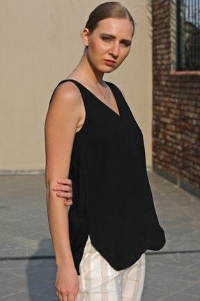 Ayhan Kadın Askılı Bluz