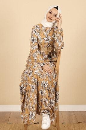 Çiçekli Elbise PYT2780K