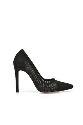 Ziya Punto by Ziya Kadın Topuklu Ayakkabı 101415 670347 2 SIYAH