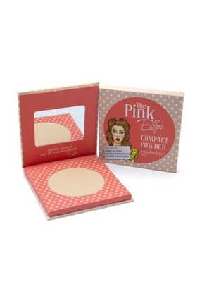 The Pink Ellys Compact Powder Pudra Sunburnt 04 10gr