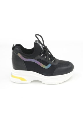 Guja Kadın Siyah Spor Ayakkabı 20y306-5
