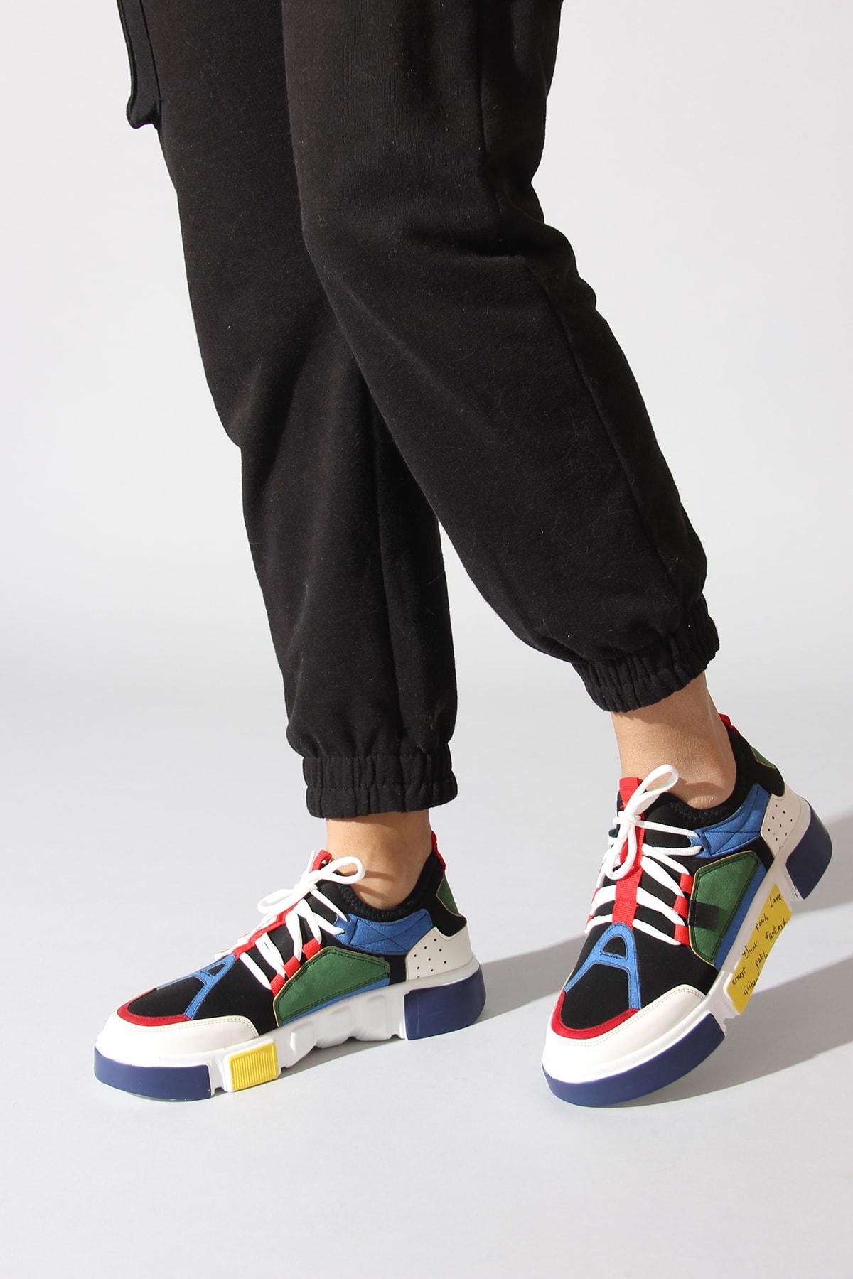 Rovigo Mavi Kadın Sneaker 239.00013243.13.393