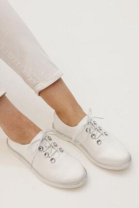 Marjin Banti Düz Ayakkabı