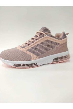 MP 201-1172zn Air Taban Keten Unisex Sneaker Spor Ayakkabı Pembe