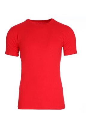 Sportive Unisex Kırmızı Tişört KY1019-KRM