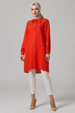 Doque Kadın Tunik-turuncu Do-a9-61109-34