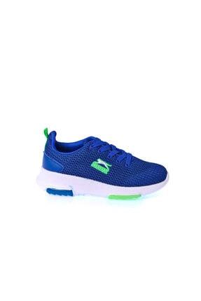 Slazenger Forza Filet Çocuk Spor Ayakkabısı-saks Mavi