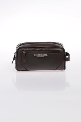 U.S Polo Assn. Kahverengi Erkek Laptop & Evrak Çantası 8681379484107