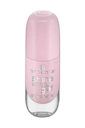 Essence Jel Oje - Shine Last Go Gel Nail Polish 04 8 ml