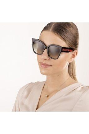 Gucci Kadın Güneş Gözlüğü Gg0059s (001) 55
