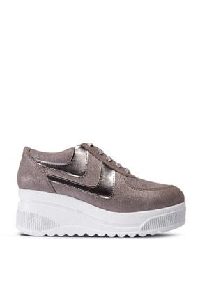 Kadın Vizon Rengi Sneaker  Ayakkabı 02121ZVZNP01
