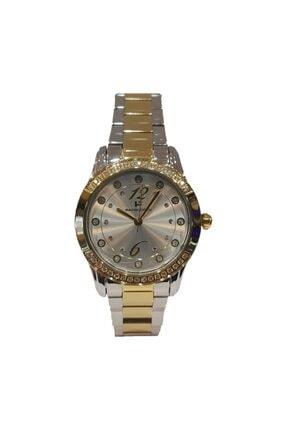Paco Loren Kadın Sarı Gümüş Kol Saati Pl 010818b