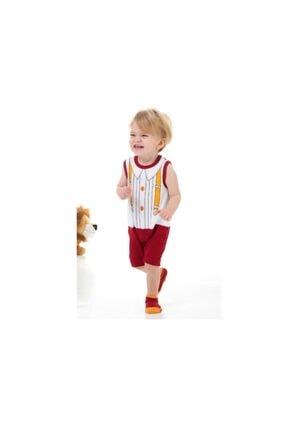 Galatasaray Galatasaray Lisanslı Bebek Tulum