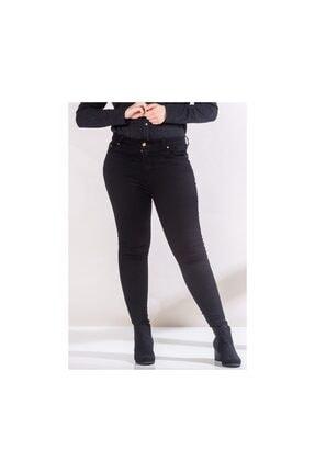 Rmg Kadın Büyük Beden Pamuk Bilek Pantolon