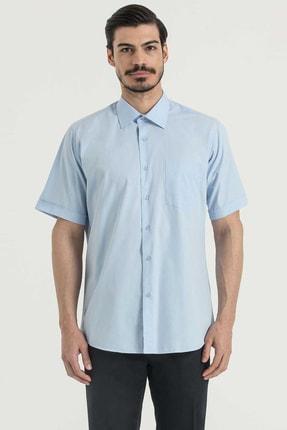 Klasik Mavi  Gömlek 18D190000139