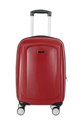 ÇÇS Bordo Unisex Kabin Boy Valiz Ççs5161-S